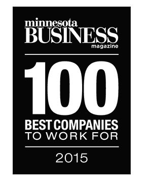 minnesota BUSINESS 100 Best Companies to Work For 2015