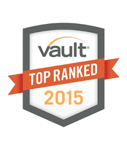 vault Top Ranked 2015