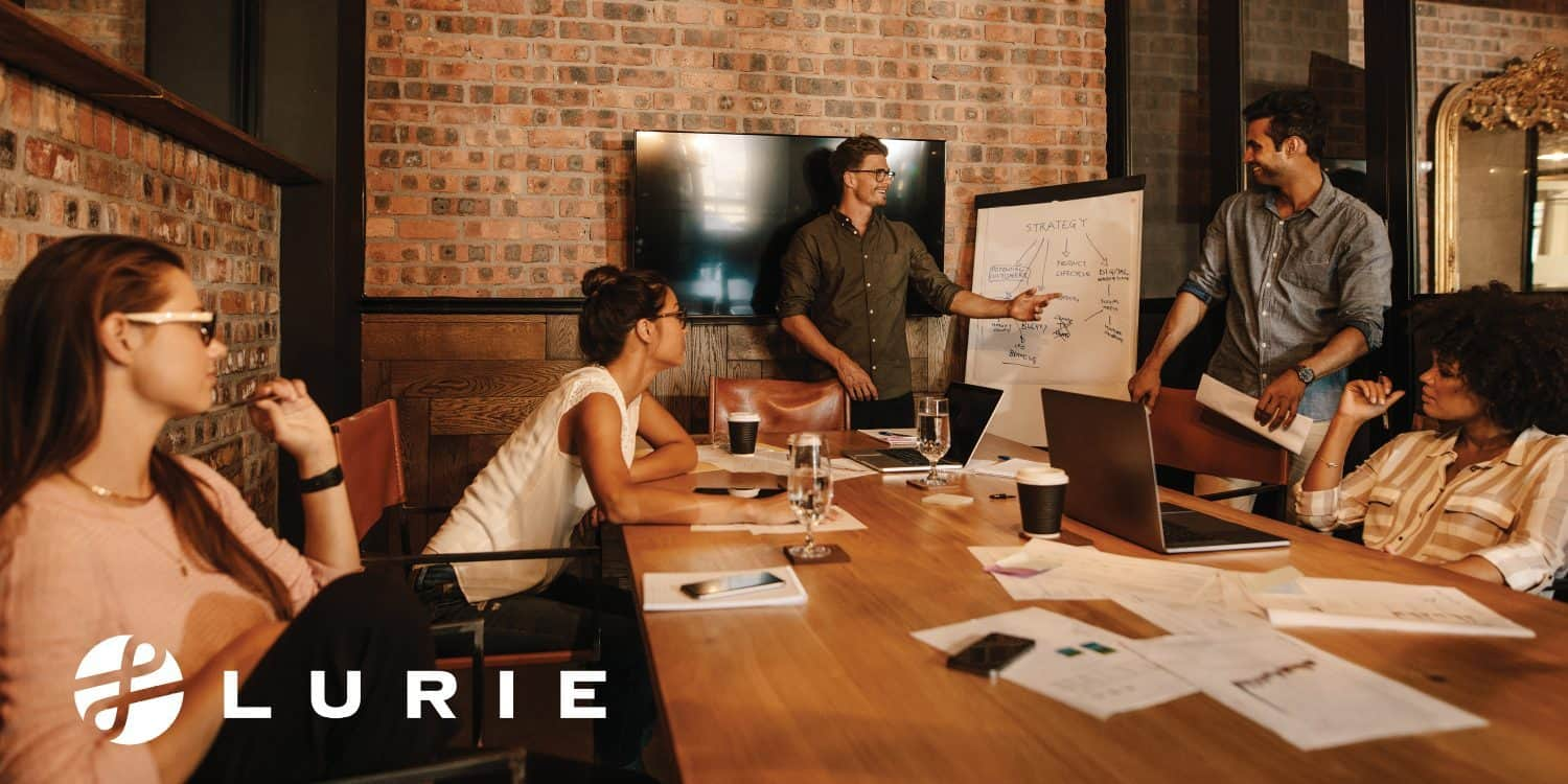 Lurie Speaker Series // Launching Your Agency